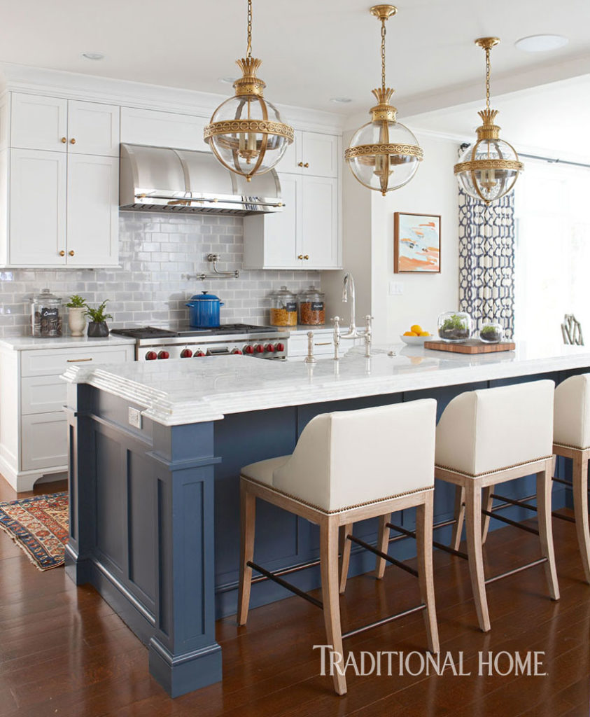 Benjamin Moore Blue Paint For Kitchen