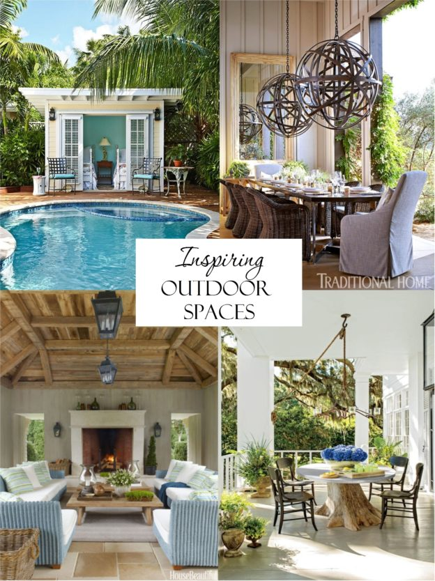Inspiring Outdoor Spaces www.PattersonDecoratingGroup.com/blog