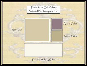 decorating color plan